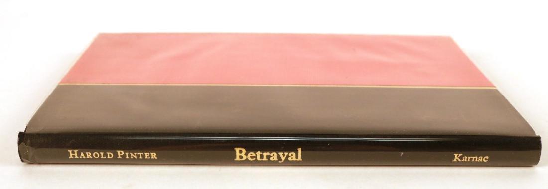 """""""Betrayal"""" by Harold Pinter"""