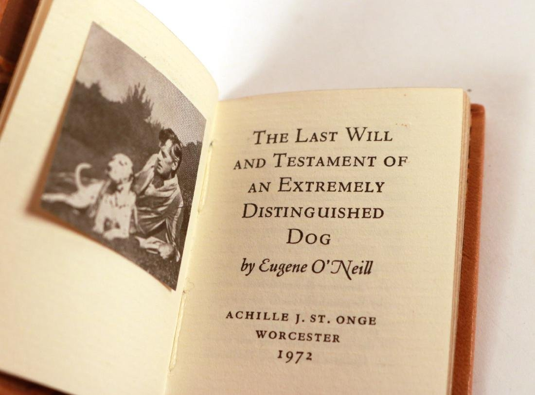 """The Last Will and Testament..."" by Eugene O'Neil - 4"