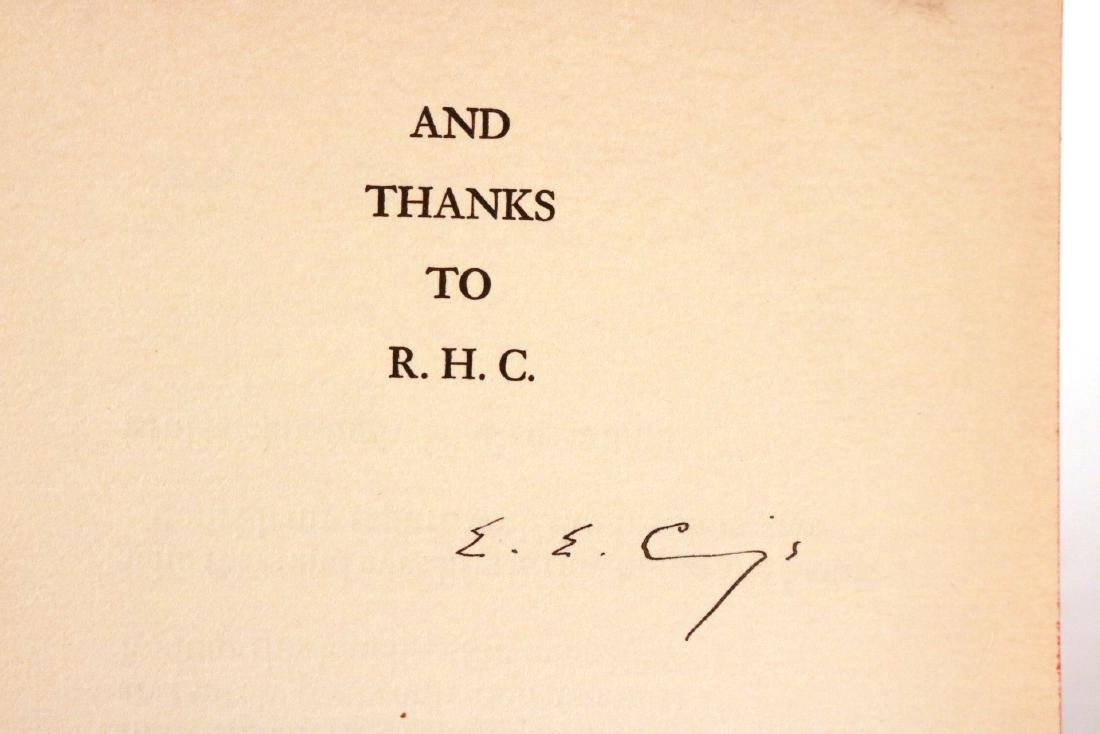 """No Thanks' by E.E. Cummings - 8"
