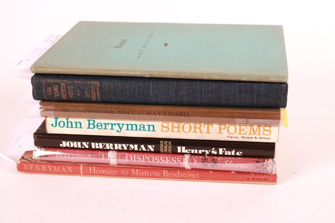 Five Books by John Berryman