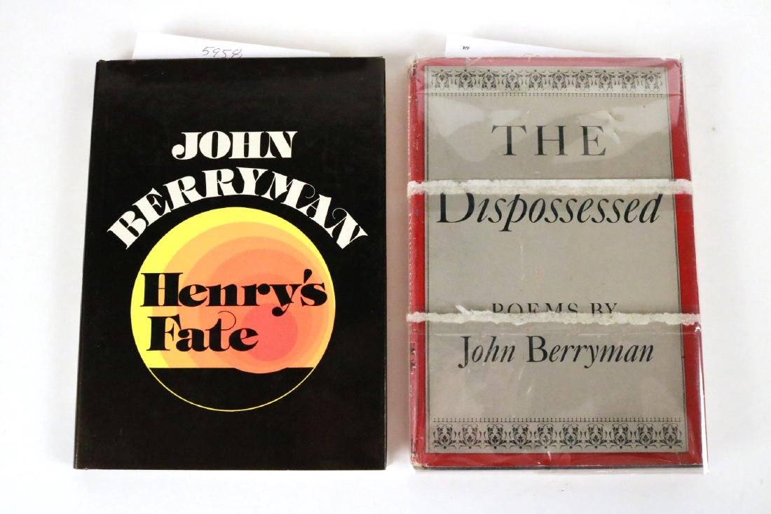 Five Books by John Berryman - 4