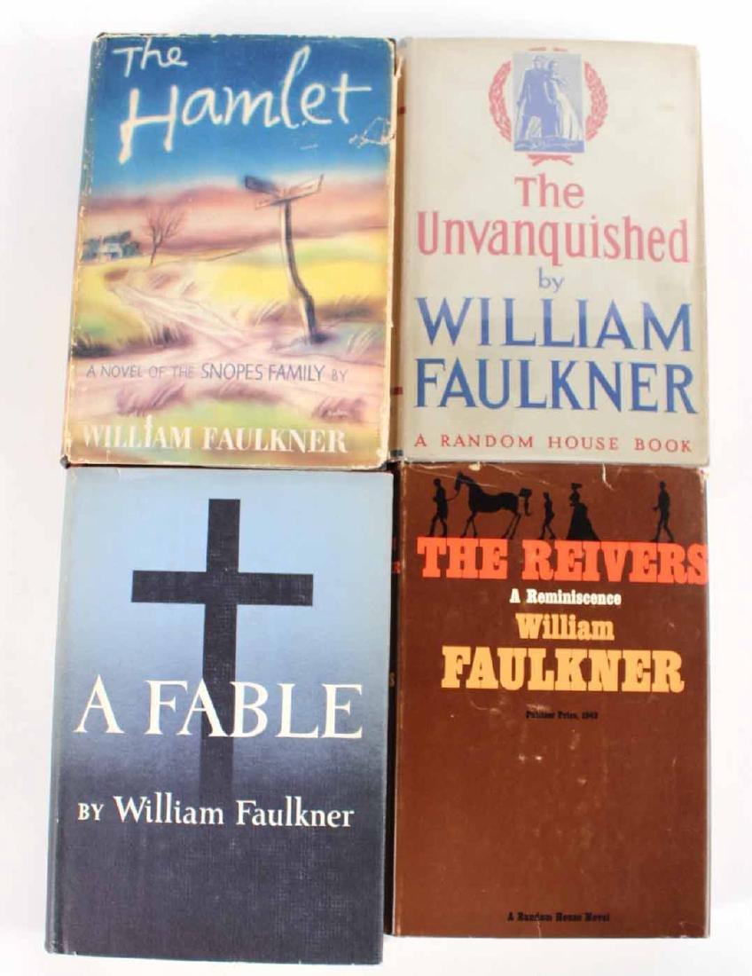 Eight Books by William Faulkner - 6