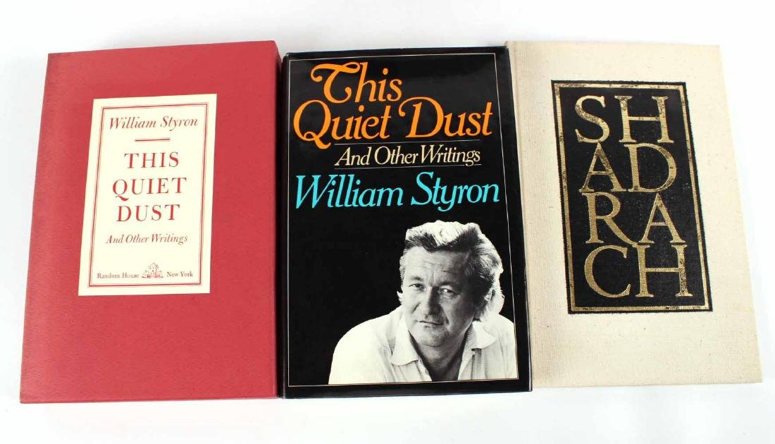 Eleven Books by William Styron - 3