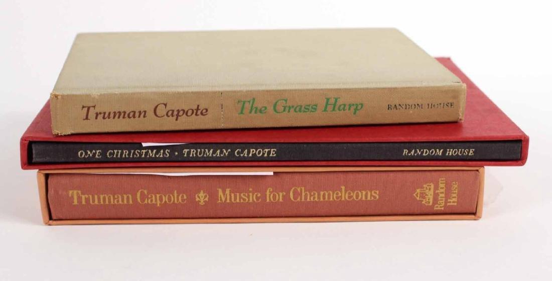 Ten Books by Truman Capote - 10