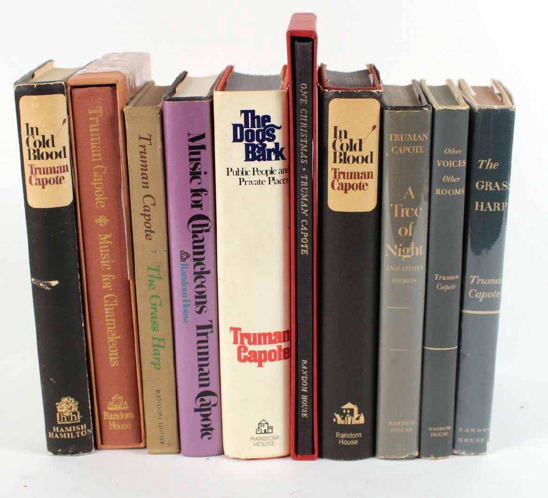 Ten Books by Truman Capote