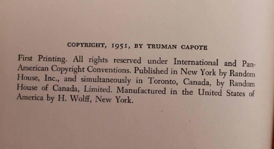 Ten Books by Truman Capote - 2