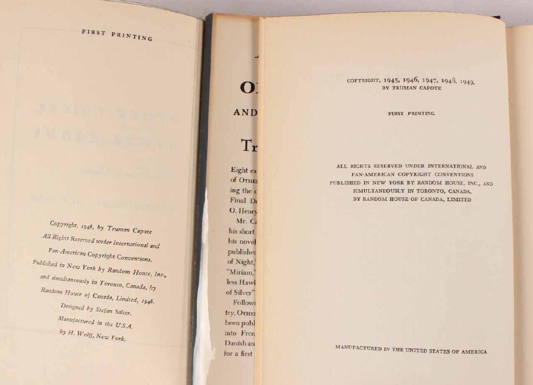 Ten Books by Truman Capote - 4