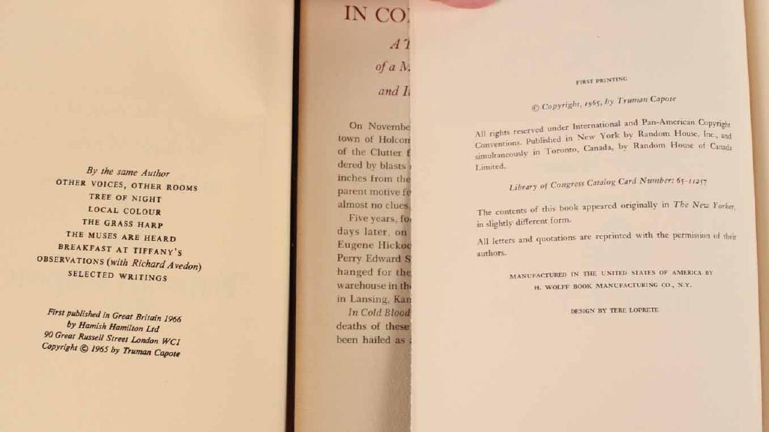 Ten Books by Truman Capote - 6