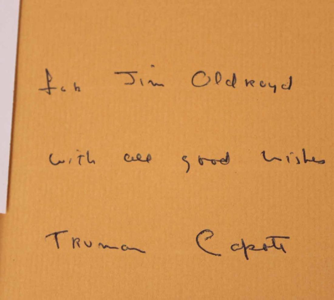 Ten Books by Truman Capote - 7