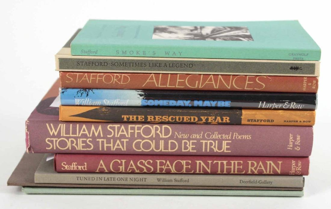 Ten Works by William Stafford