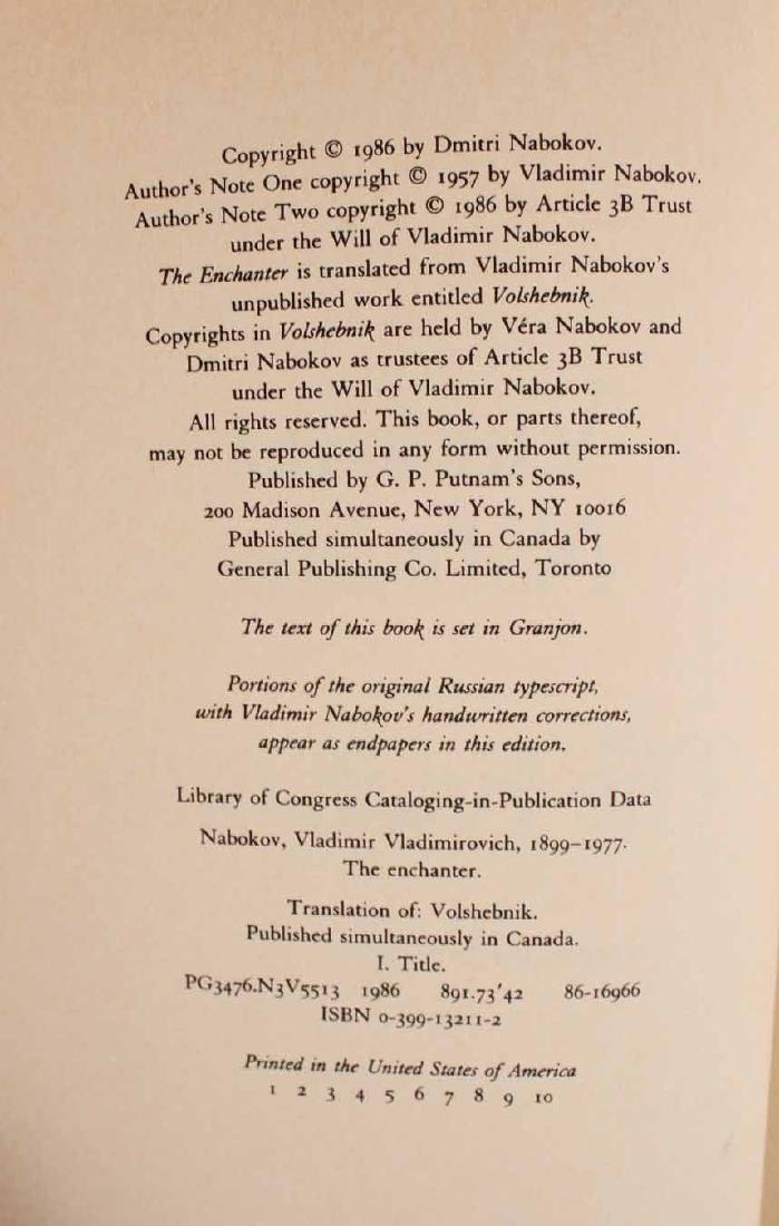 Seven Books by Vladimir Nabokov - 10