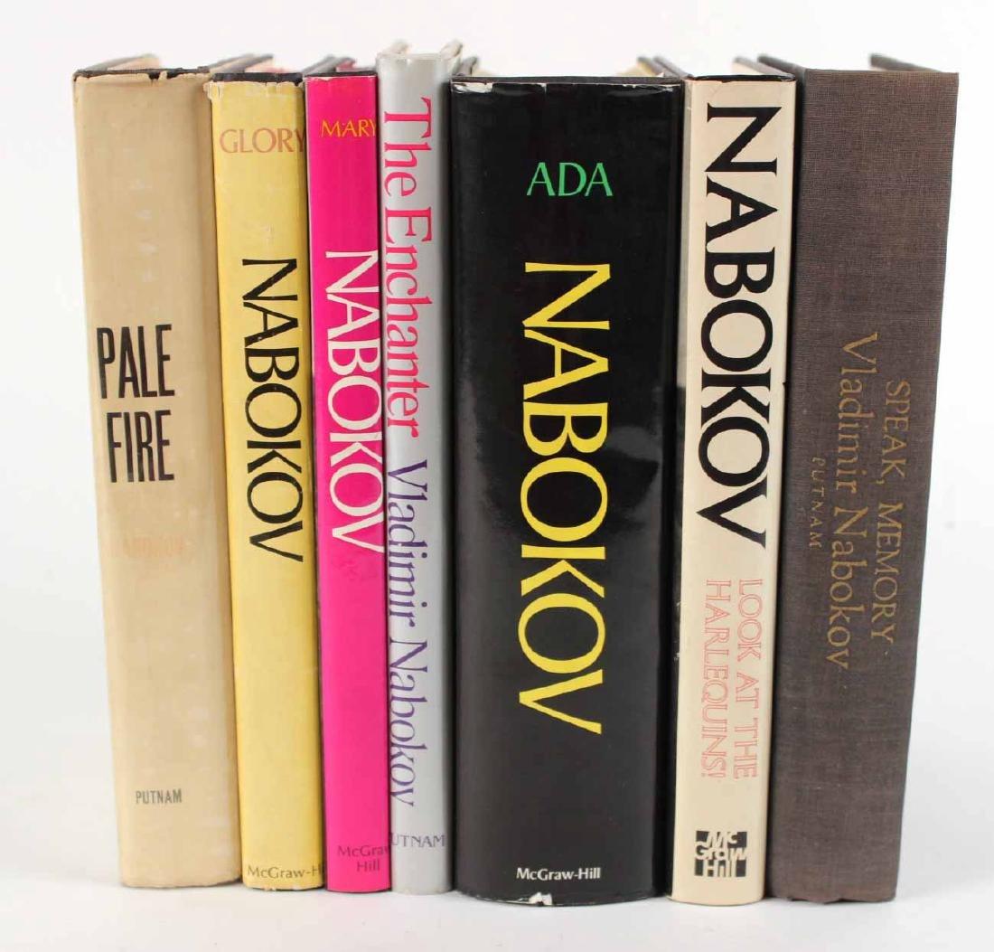Seven Books by Vladimir Nabokov