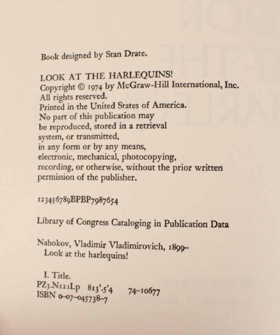Seven Books by Vladimir Nabokov - 3