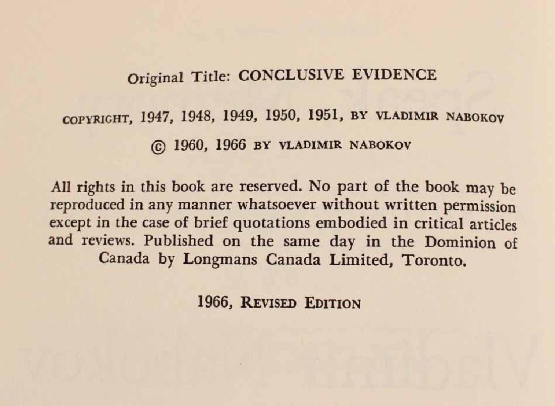 Seven Books by Vladimir Nabokov - 5