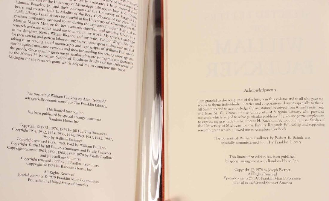 Eleven Books by William Faulkner - 10