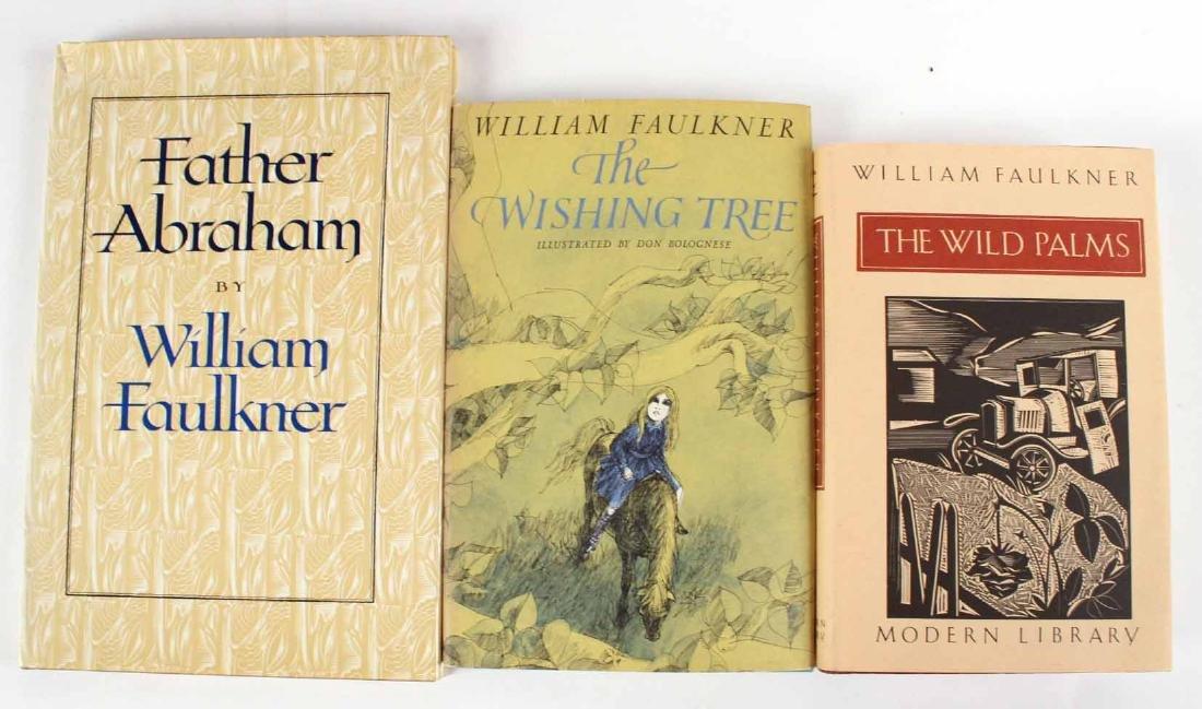 Eleven Books by William Faulkner - 2