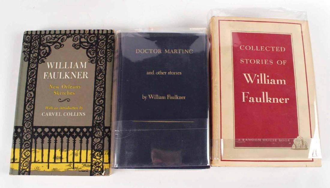 Eleven Books by William Faulkner - 4