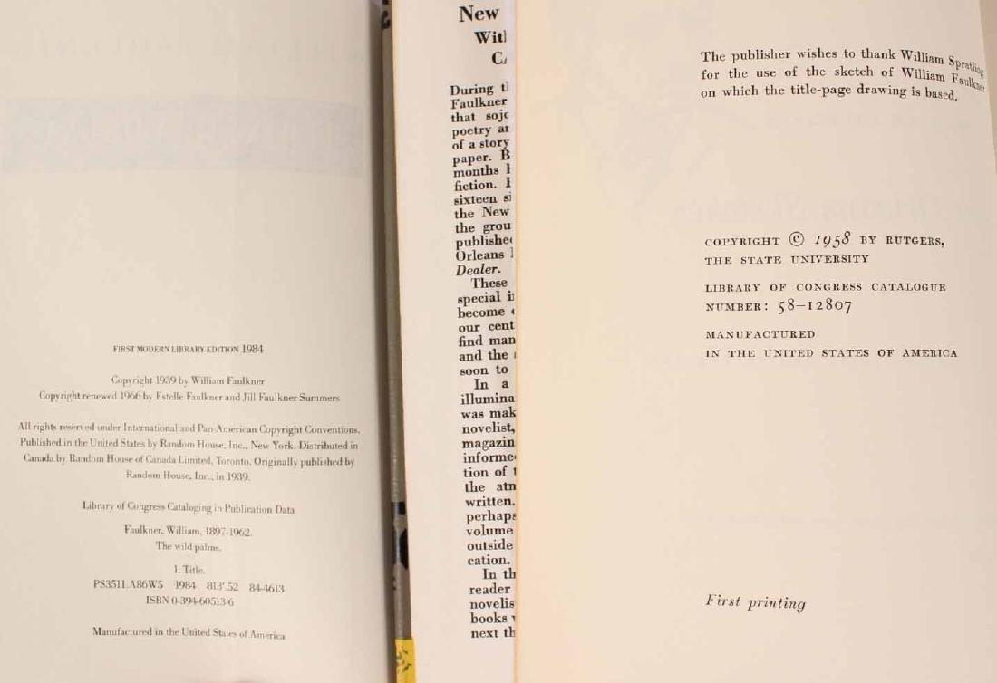 Eleven Books by William Faulkner - 5