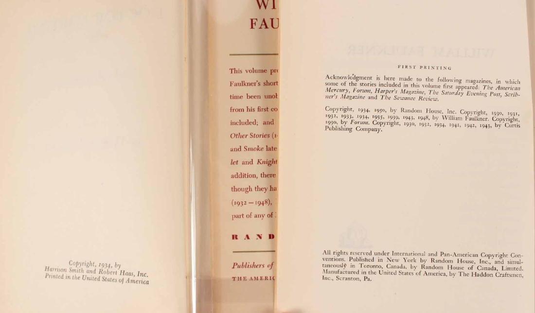 Eleven Books by William Faulkner - 6