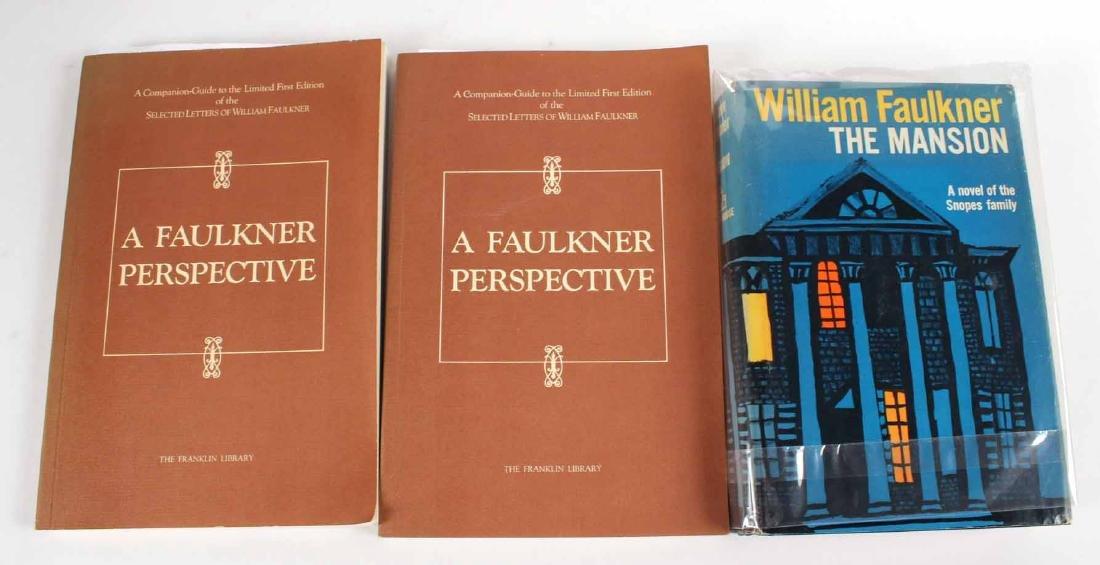 Eleven Books by William Faulkner - 7