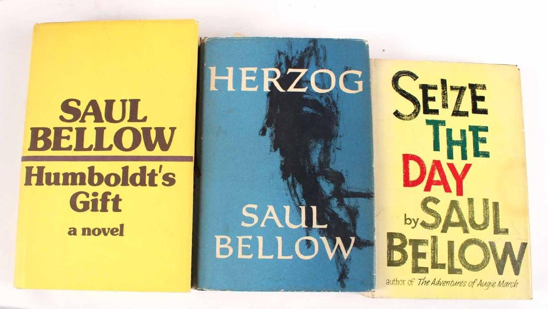 Seven Works by Saul Bellow - 2