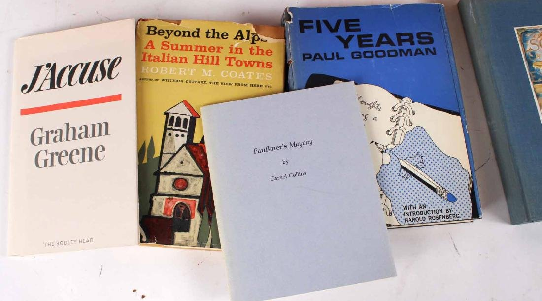 Group of Miscellaneous Novels - 4