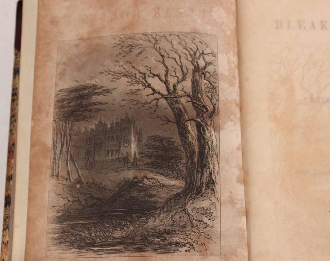 "Two Volumes ""Bleak House"" by Charles Dickens - 2"