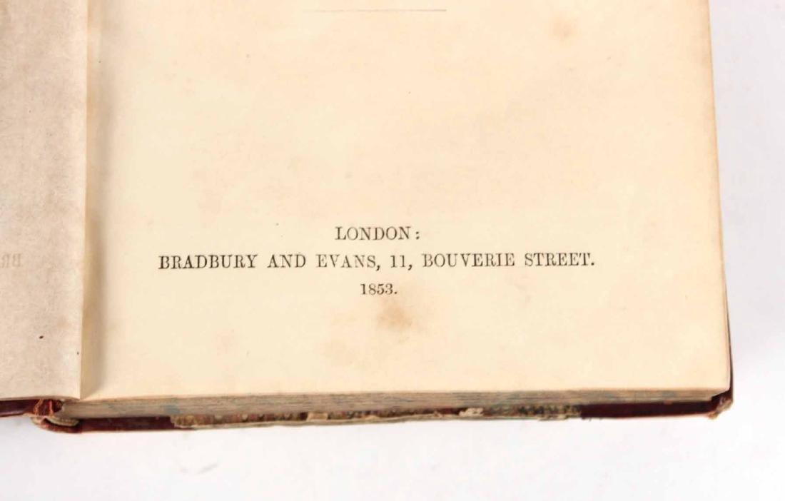 "Two Volumes ""Bleak House"" by Charles Dickens - 4"