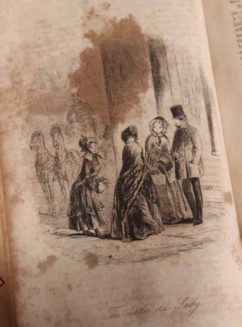 "Two Volumes ""Bleak House"" by Charles Dickens - 5"