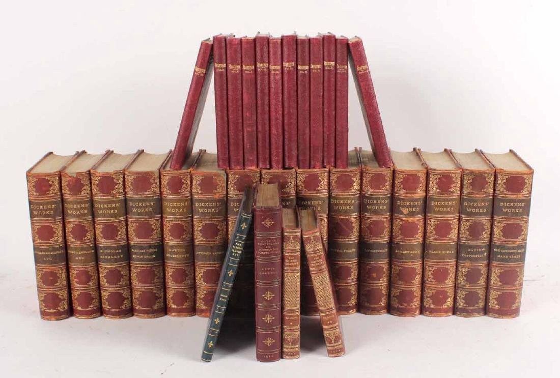 Fifteen Volumes Dickens'Works