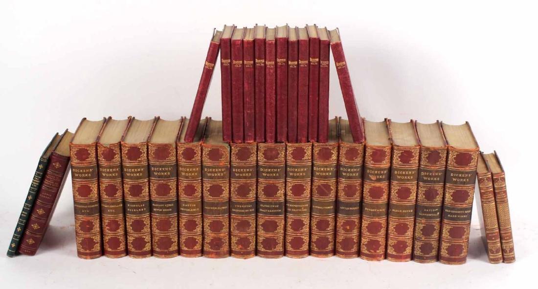Fifteen Volumes Dickens'Works - 2