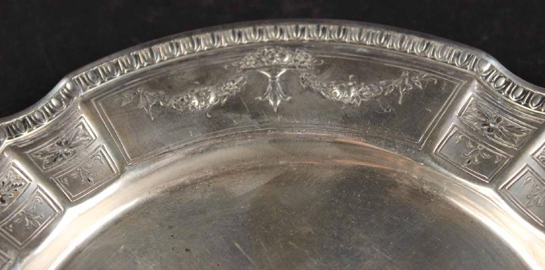 Two American Sterling Silver Circular Bowls - 3
