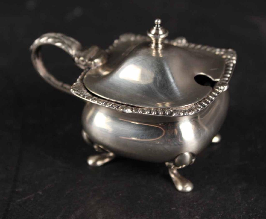 Group of Continental and Sterling Silver Items - 7