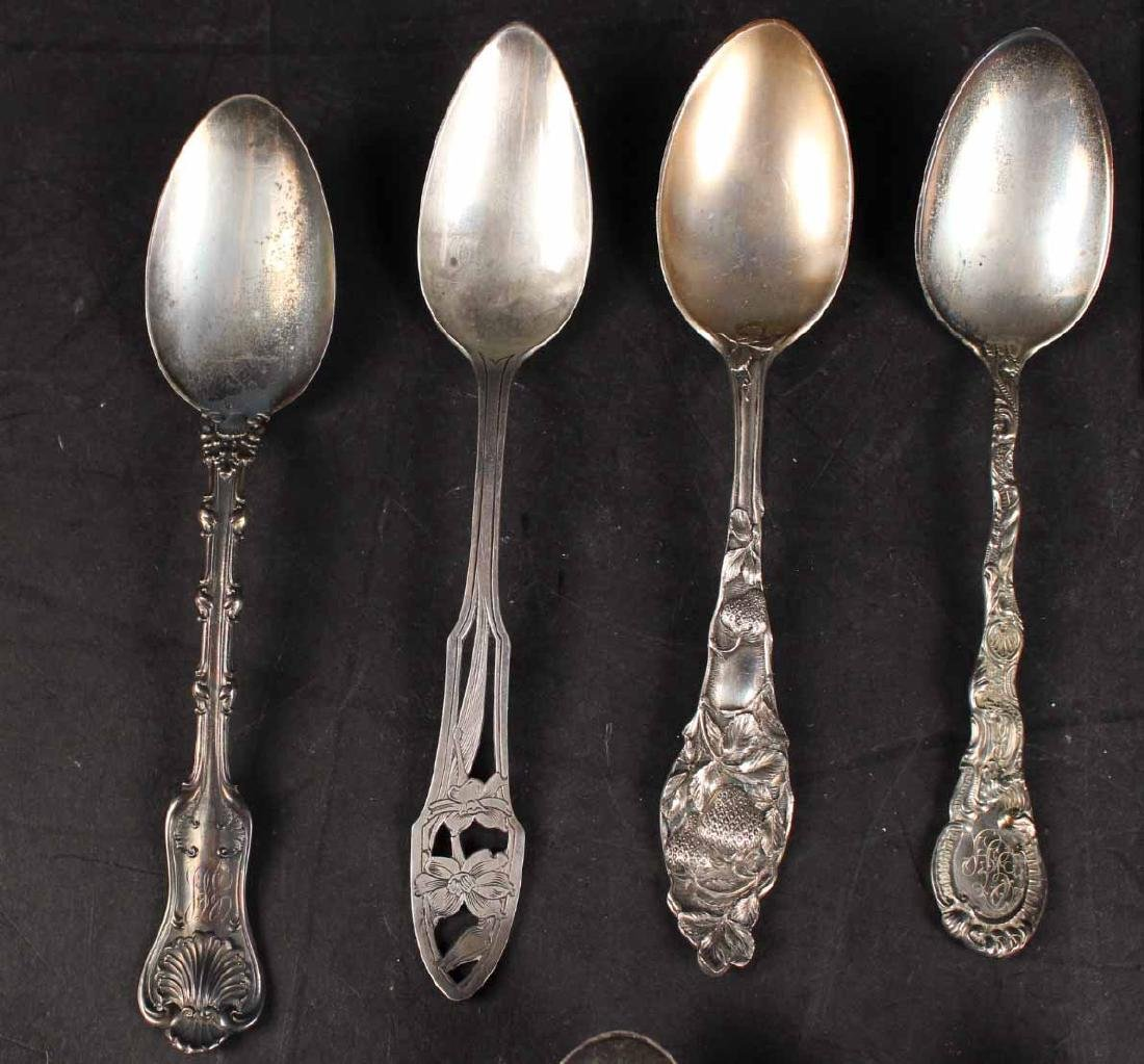Group of Miscellaneous Flatware Items - 2