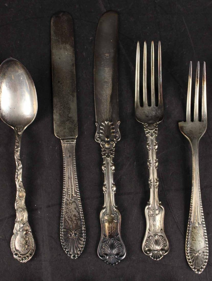Group of Miscellaneous Flatware Items - 3