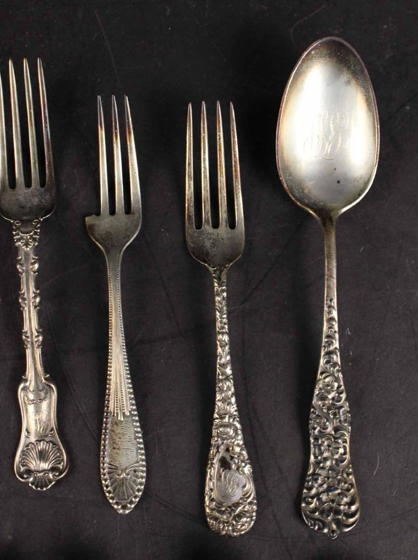 Group of Miscellaneous Flatware Items - 4
