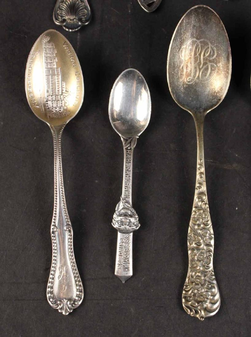 Group of Miscellaneous Flatware Items - 5
