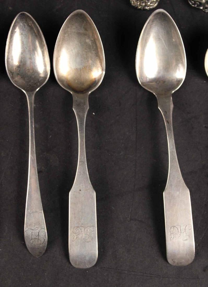 Group of Miscellaneous Flatware Items - 7