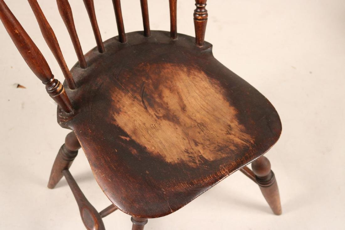Pair of Fan-Back Windsor Side Chairs - 3