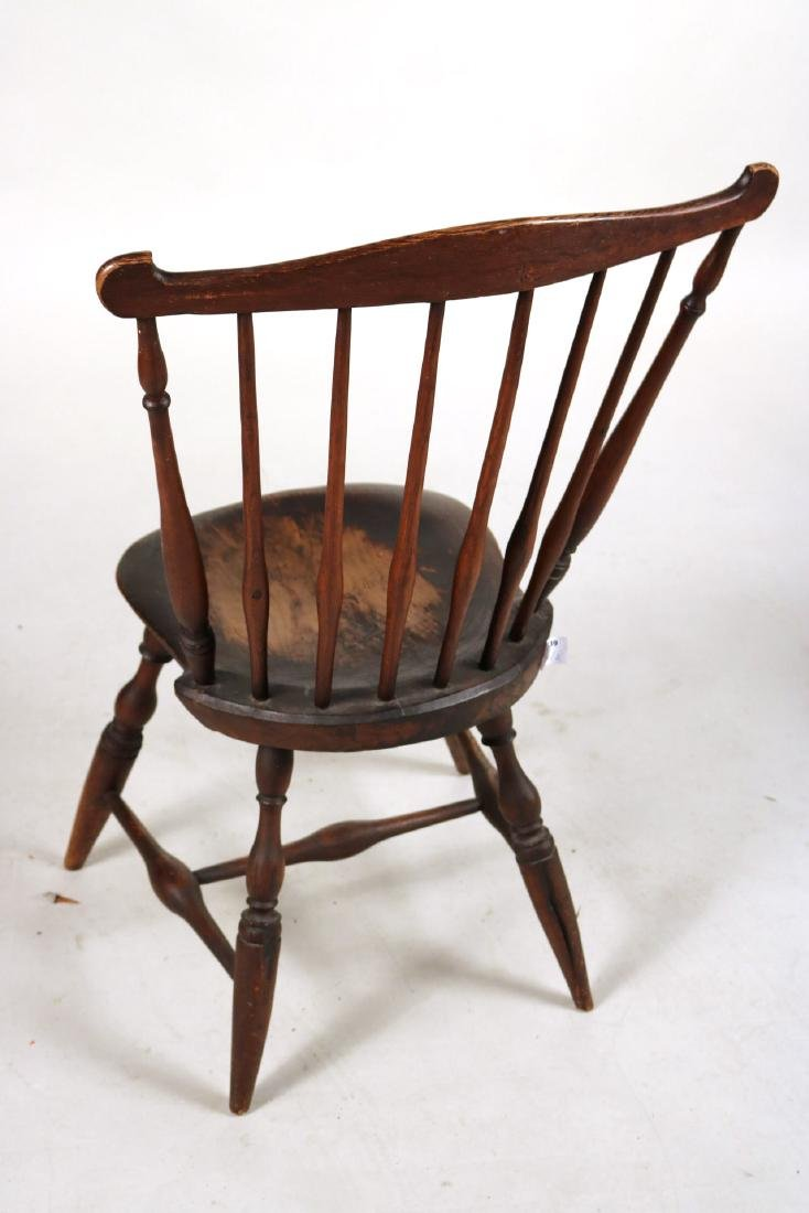 Pair of Fan-Back Windsor Side Chairs - 5