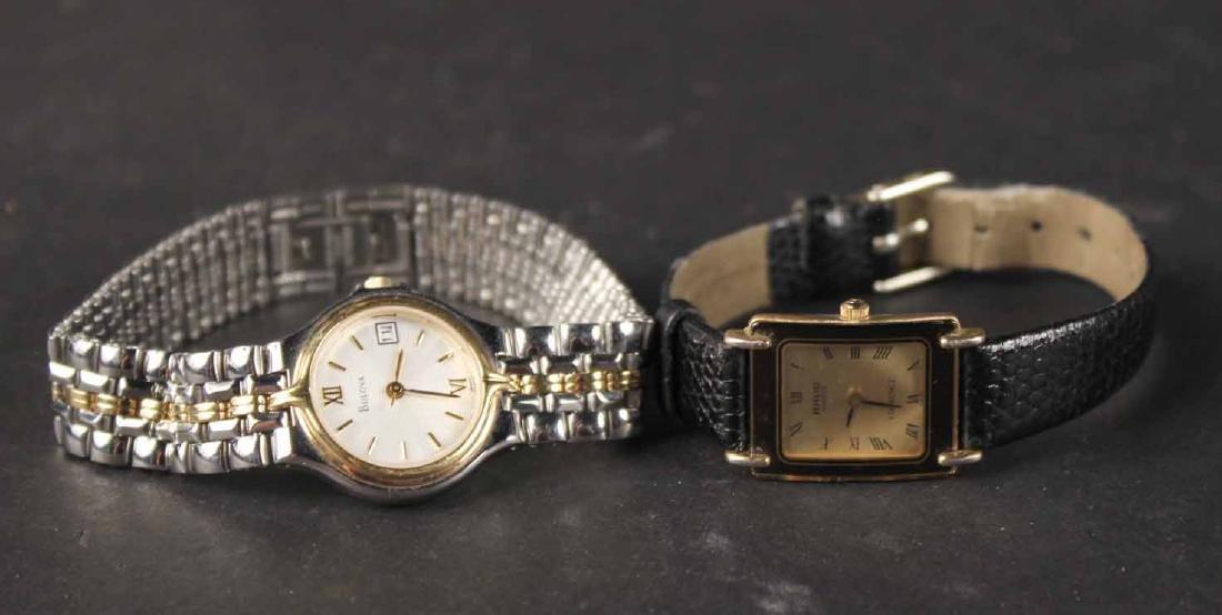 Rado Stainless Steel Ladies Quartz Wristwatch