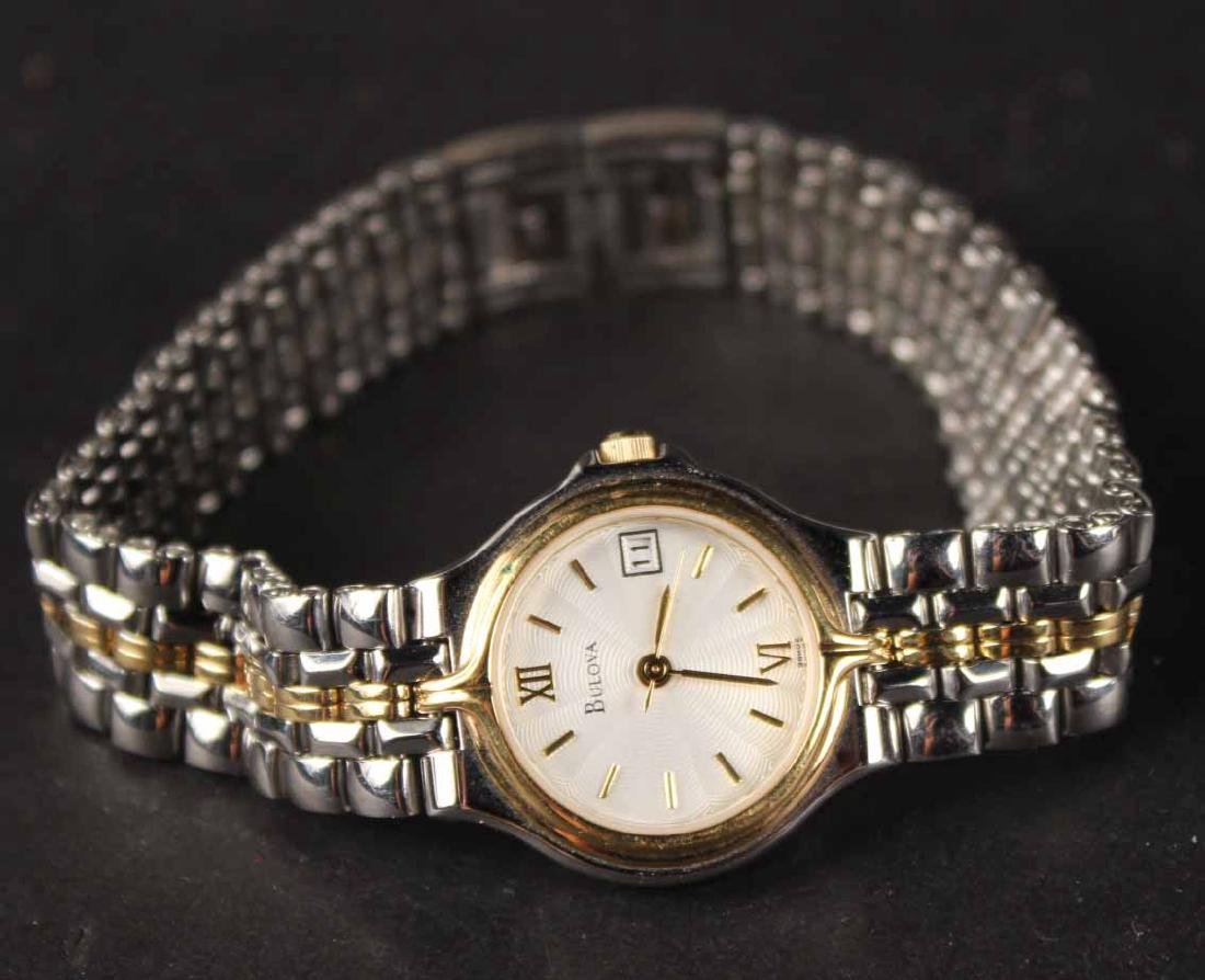 Rado Stainless Steel Ladies Quartz Wristwatch - 2