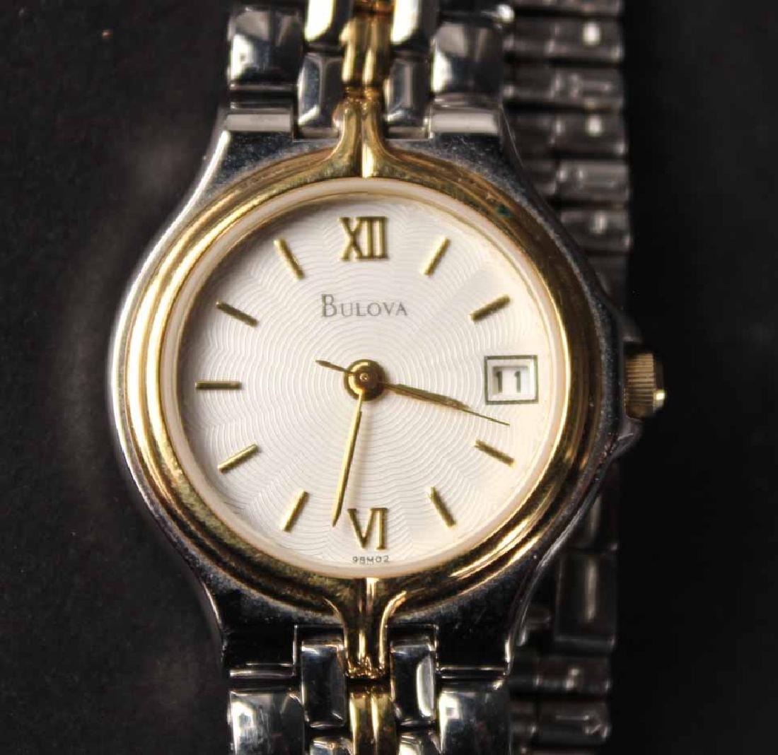 Rado Stainless Steel Ladies Quartz Wristwatch - 3