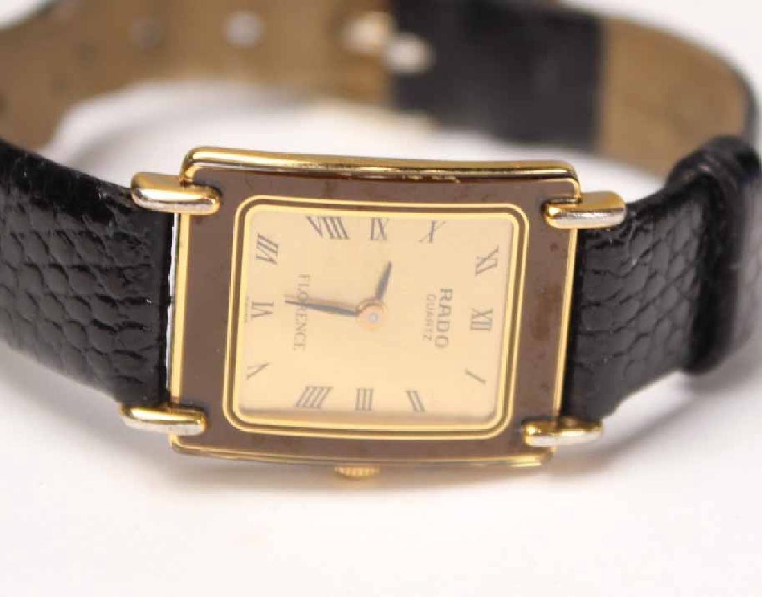 Rado Stainless Steel Ladies Quartz Wristwatch - 5