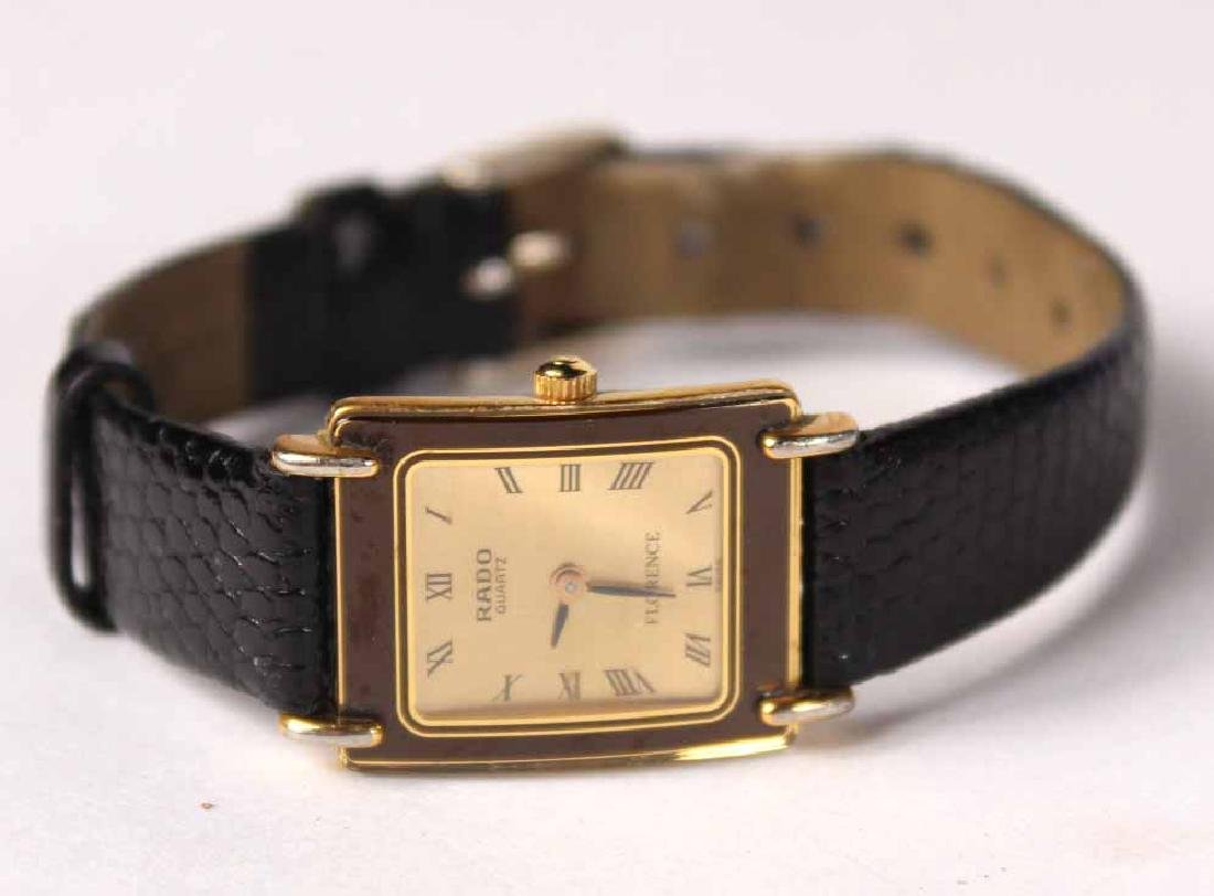 Rado Stainless Steel Ladies Quartz Wristwatch - 6