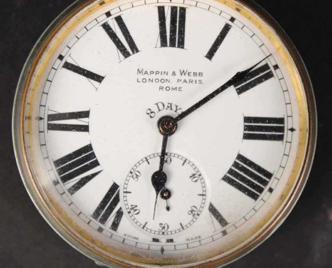 Mappin & Webb London Paris Argentina Pocket Watch - 2