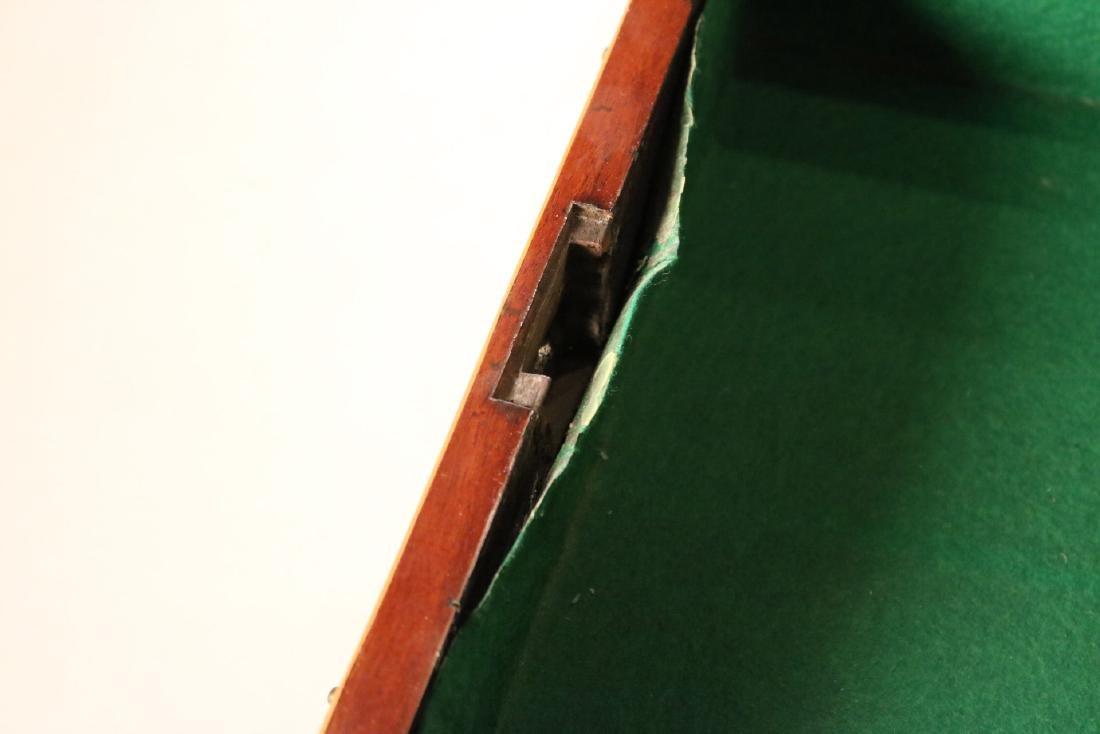 Federal Style Inlaid Mahogany Sideboard - 9