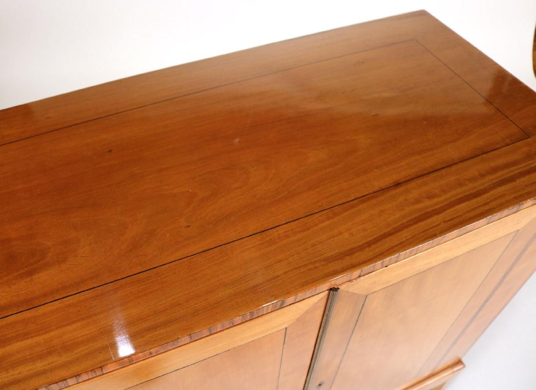 Pair of Late Edwardian Satinwood Cabinets - 5