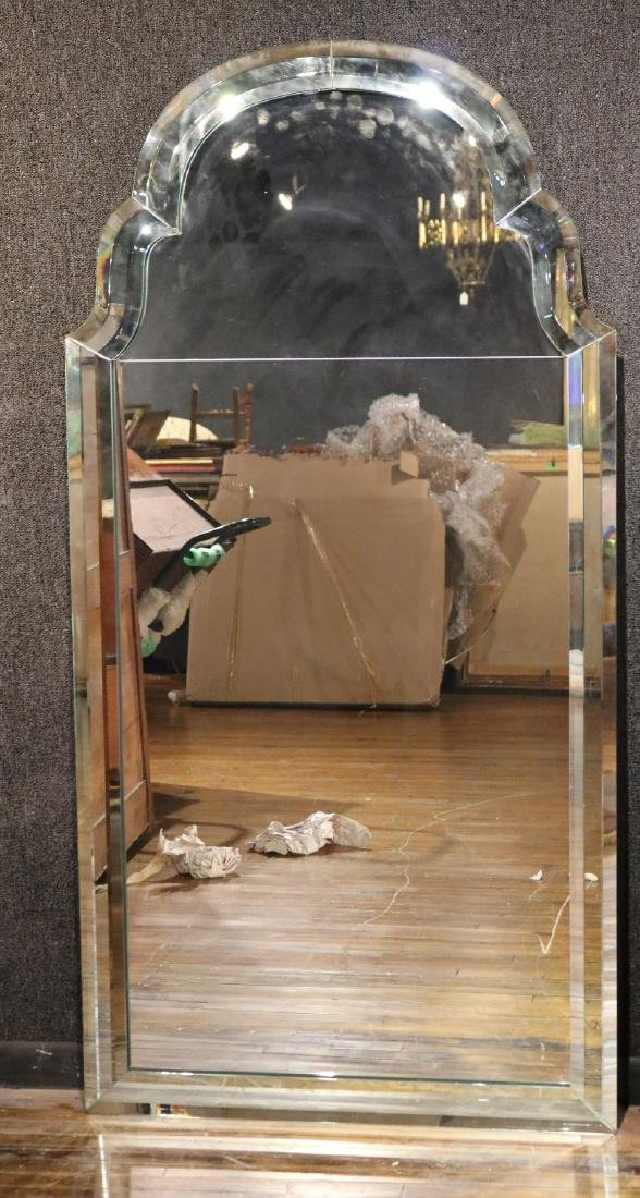 Pair of Queen Anne Style Mirrors - 2