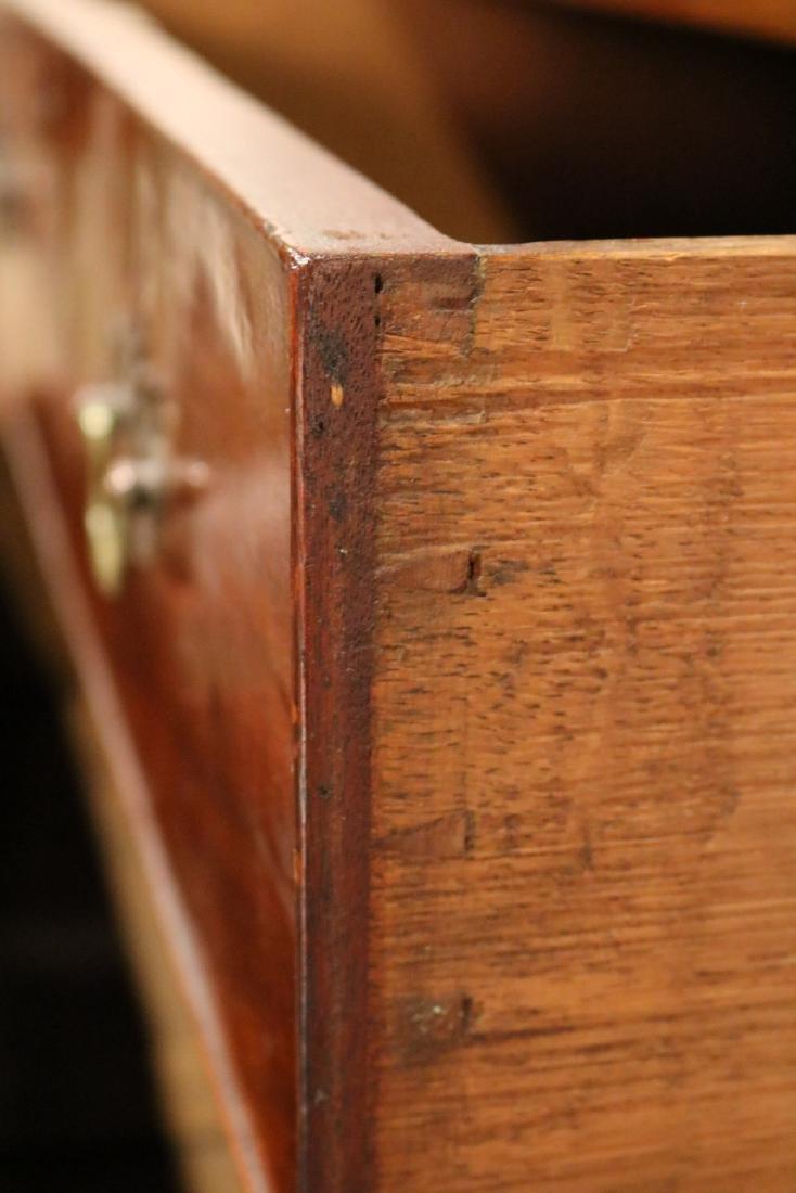 George III Mahogany Secretary Bookcase - 3